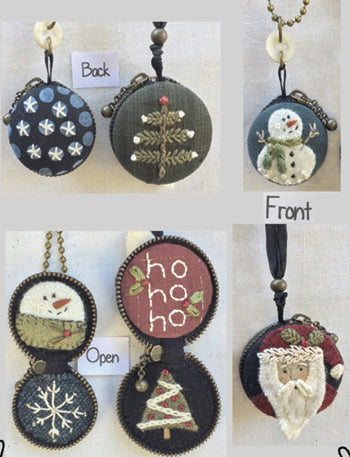 Hidden Treasures-Xmas Pattern by Heart to Hand