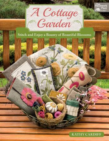 A Cottage Garden Book by Kathy Cardiff