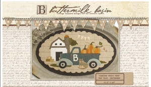 Vintage Truck Thru September Pattern by Buttermilk Basin