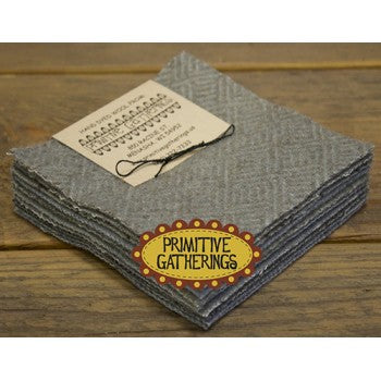 Cement Wool Charm Pack by Primitive Gatherings