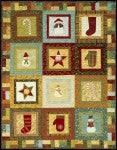 Yuletide Joy Quilt Pattern by Smith Steet Design
