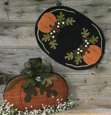 The Great Pumpkin  by Wooden Spool Designs