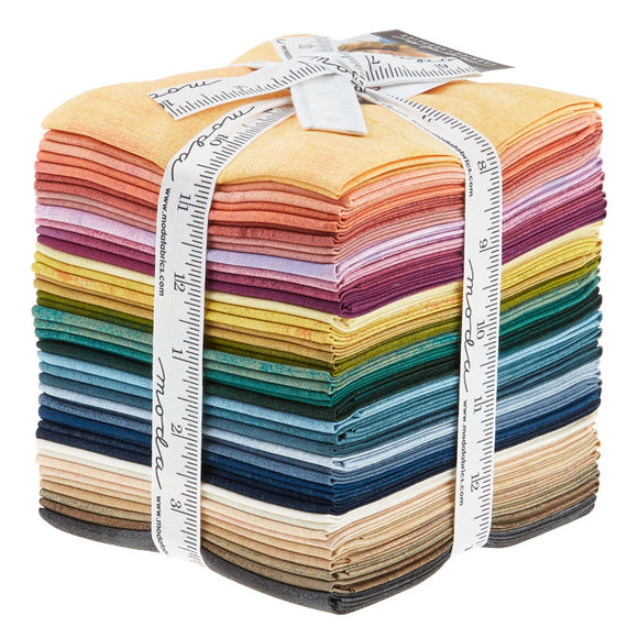 Moda Grunge Basic New Colors Fat Quarters