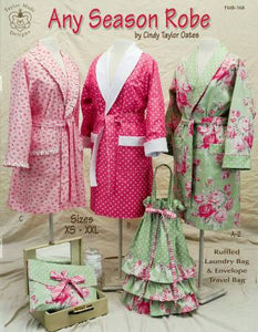 Any Searsons Robe Pattern Book
