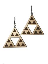 Load image into Gallery viewer, We Are Aina Engraved Earrings