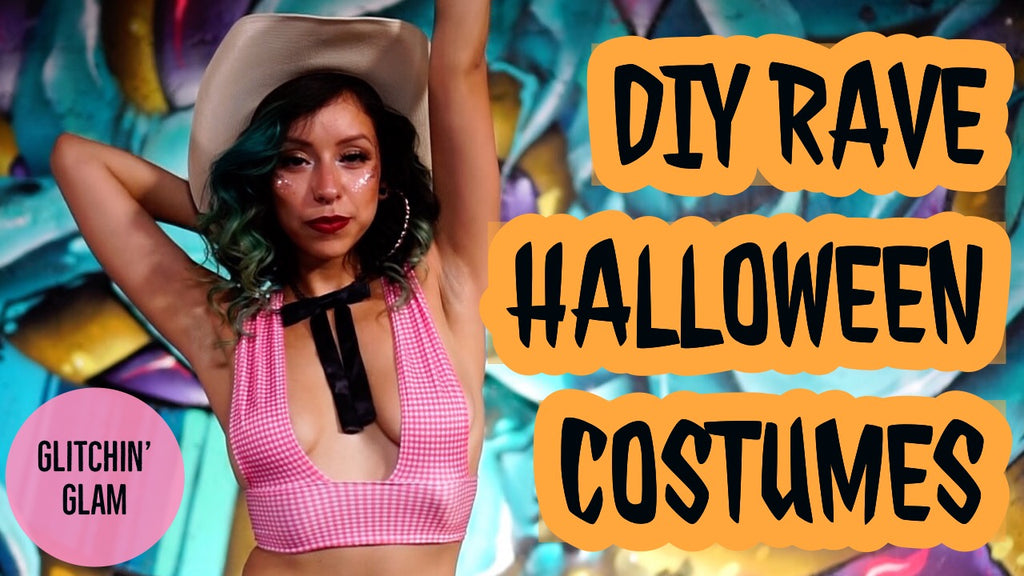 9 Halloween Rave Outfit Ideas