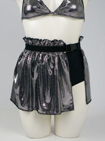 Disco Scrunch Skirt