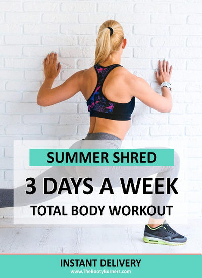 Summer Shred Guide