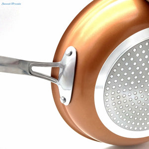 12 Inch Non-Stick Copper Frying Pan