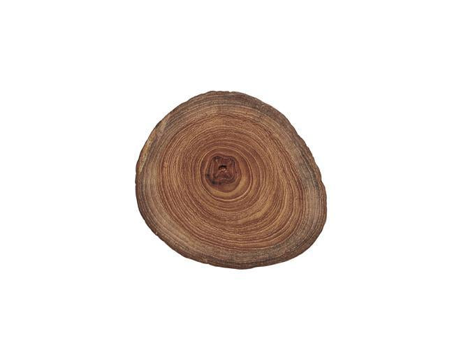 Teak wood coaster (BSH1043)