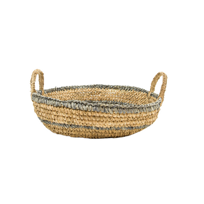 Large hand-woven basket (BSH1051)