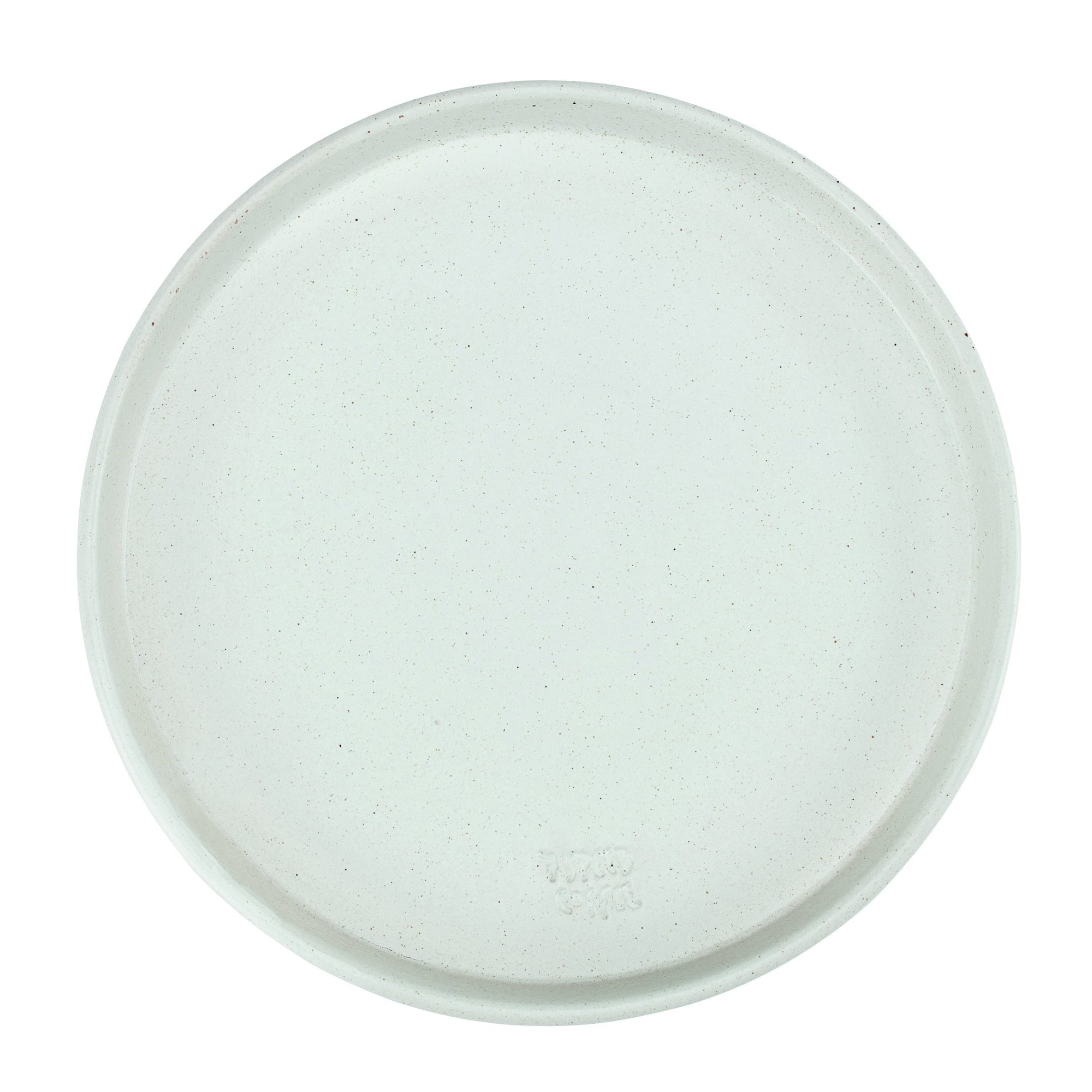 Speckled large dinner plate (BSH1075)