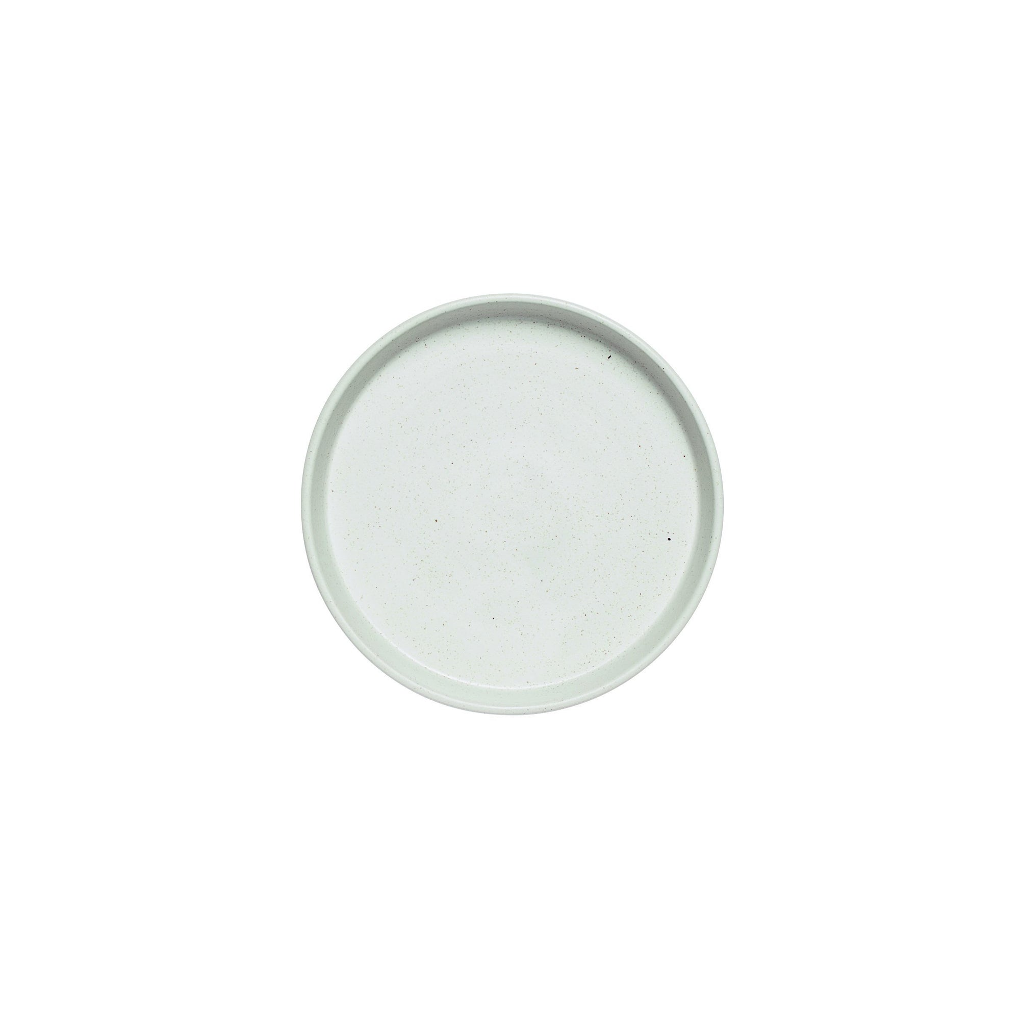 Speckled small side dinner  plate (BSH1076)