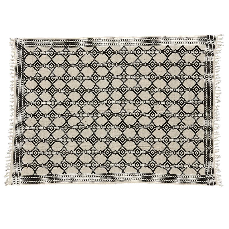 Diamond Checker Throw (BSH4010)