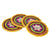 Artisan Crochet Set of 4 Circle Coasters (BSH5008)