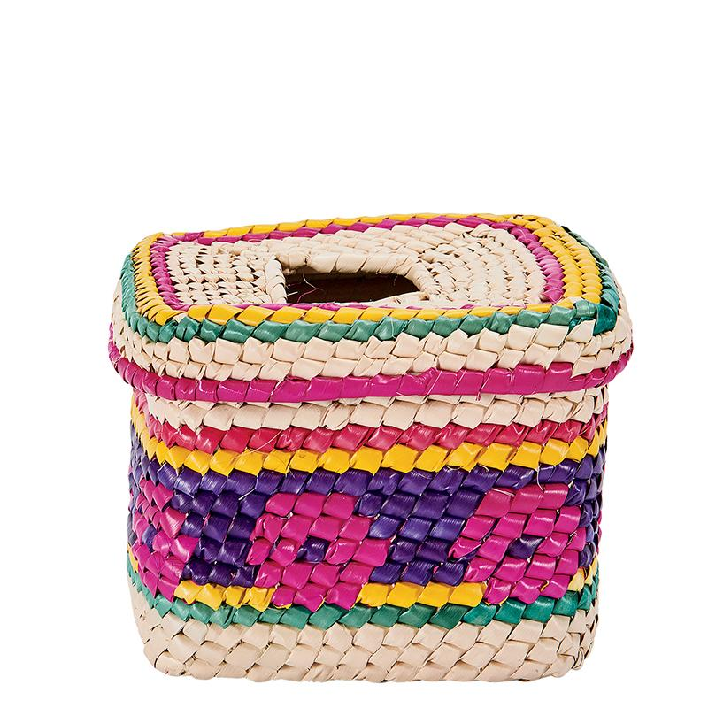 Artisan Crochet Tissue Box (Bsh5009)