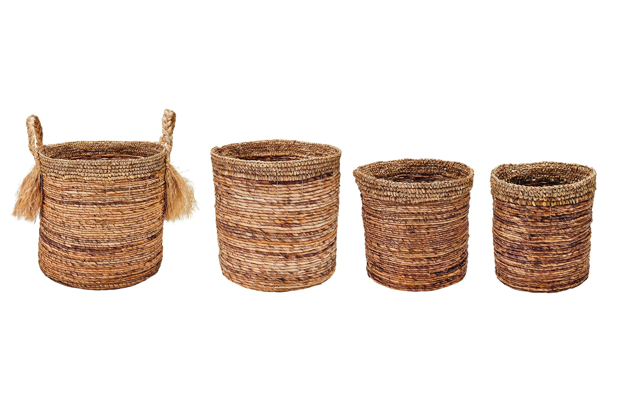 Large hand-woven basket (BSH1055-X)