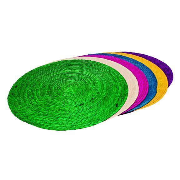 Homegoods - HOME MULTI COLOR PACK OF PLACEMATS (BSH1002OSMLT)