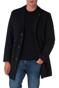 JAKE Black Coat