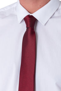 GEORGE Red Tie
