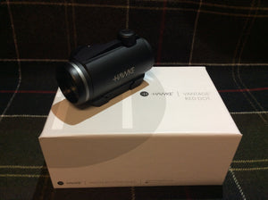 HAWKE VANTAGE RED DOT 1X30 SCOPE