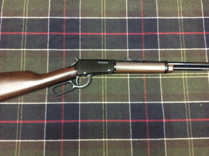HENRY .22 H001 LEVER ACTION RIFLE.