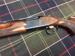 Browning GTI 12 gauge trap O/U Shotgun