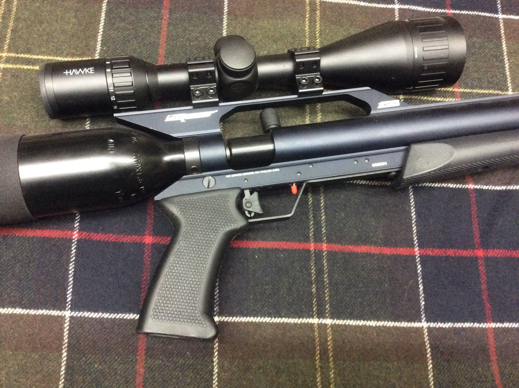 GUNPOWER SREALTH .25 F/A/C AIR RIFLE