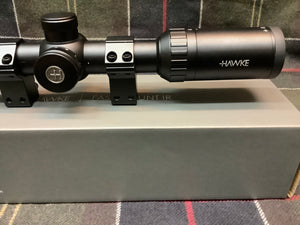 HAWKE FAST MOUNT IR 6-24X50 SCOPE