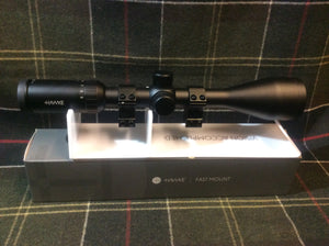 HAWKE FAST MOUNT SCOPE