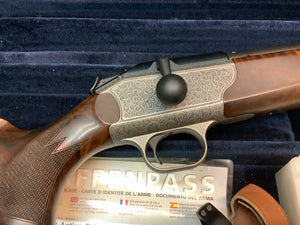 BLAZER R93 GRAND LUXE SAFARI 375 CENTRE FIRE RIFLE