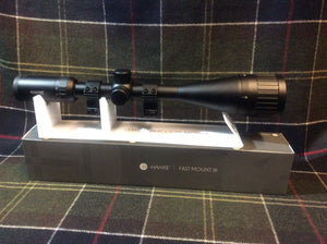 HAWKE FAST MOUNTS RIFLE SCOPE