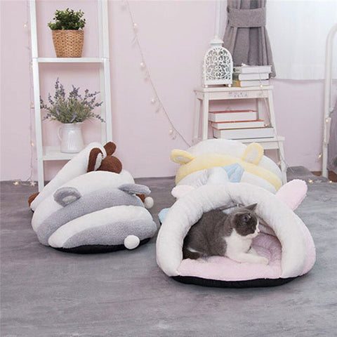 Small Dog, Cat Sleeping Bag,  Puppy Cave Bed