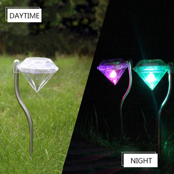 Waterproof Outdoor LED Solar Powered Lanterns