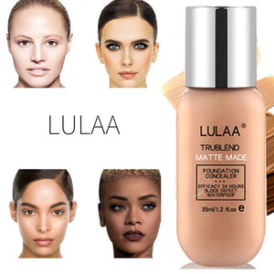 Make Up Face Foundation Tlm Foundation Color Changing Foundation Cream Enough Collagen Moisture Base Dark Skin Liquid Mineral