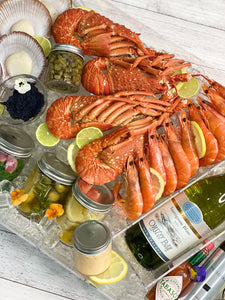 'Because You Are Queen/King Of The Seas' Platter