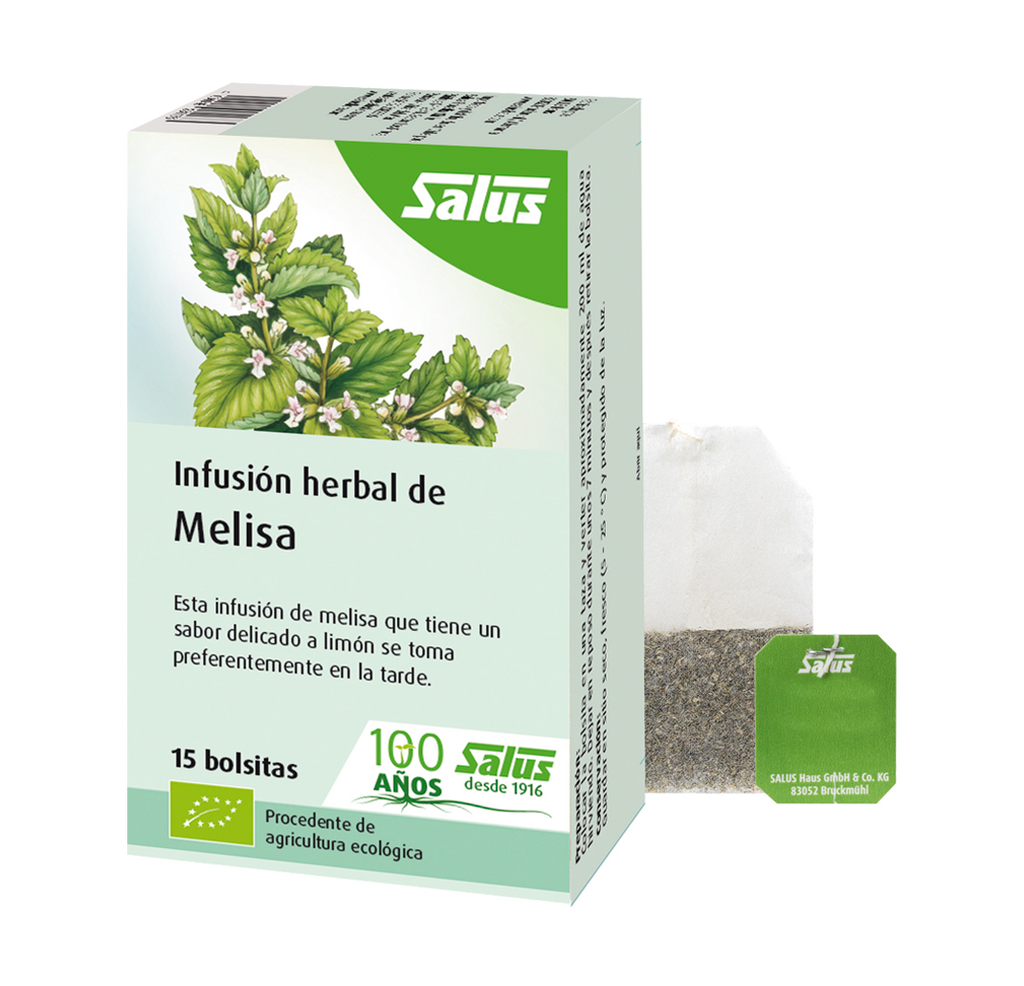INFUSION HERBAL MELISA