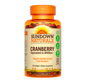 SUPER CRANBERRY 8400 MG PLUS VIT D3 1000 IU - 150 SOFT
