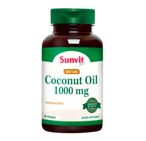 COCONUT OIL - 90 SOFTGELS