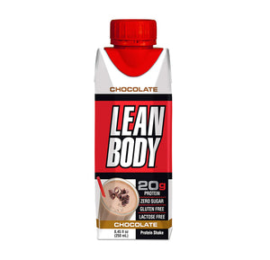 LEAN BODY VAINILLA 250ML, LB
