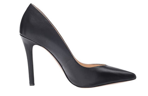 HIGH HEELED POINTED TOE CLASSIC PUMPS