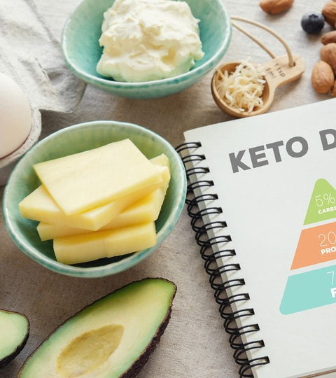 High fat foods for keto