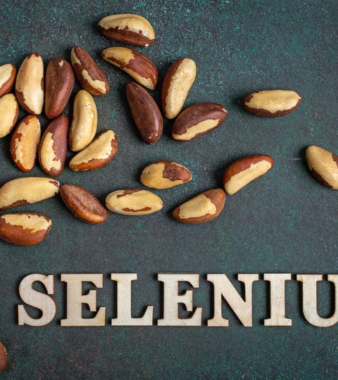 can selenium cause weight gain