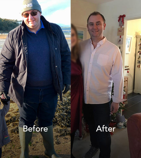 Stephen - Lost 44lbs