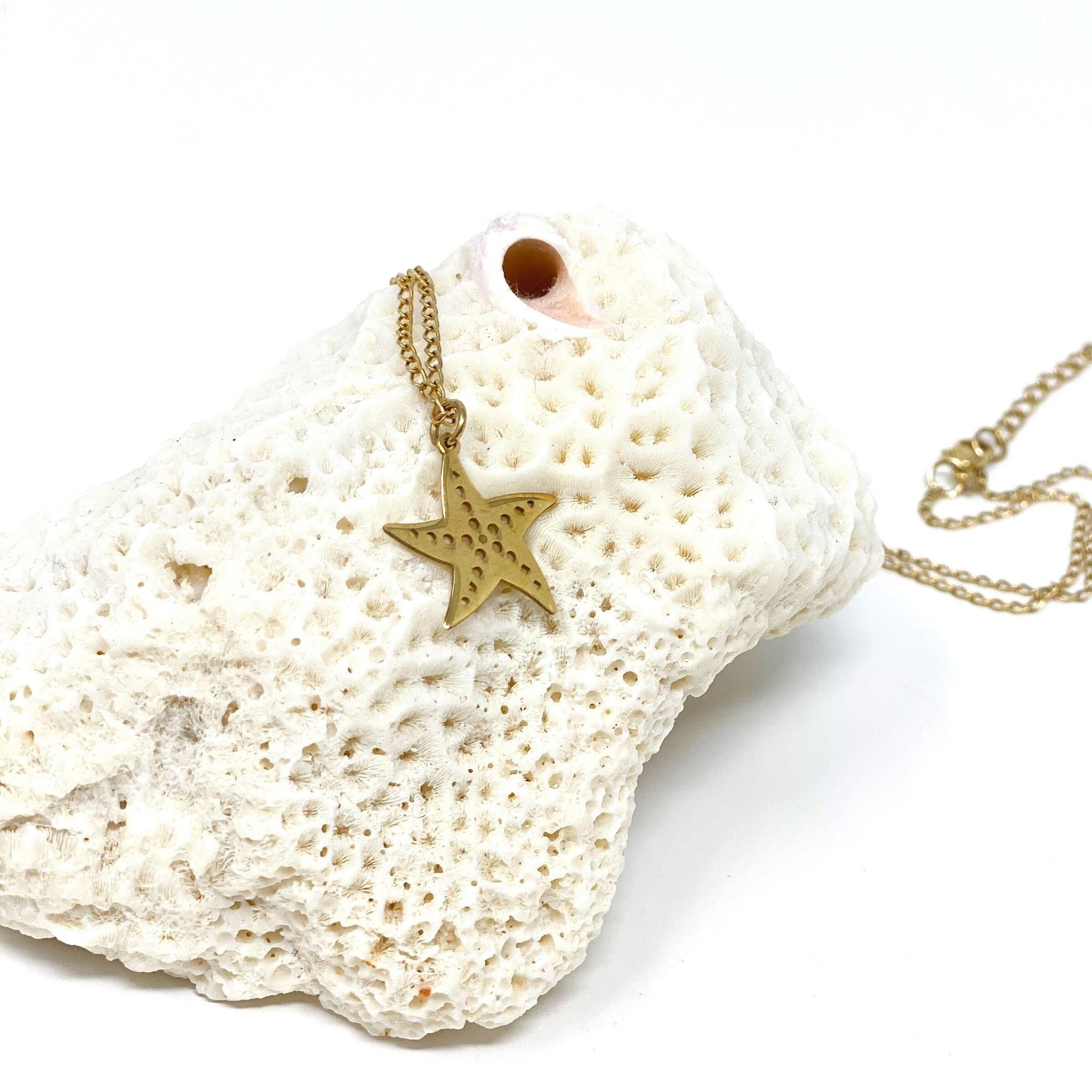 Starfish Mini Necklace