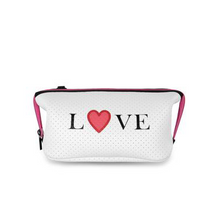 Load image into Gallery viewer, Love Cosmetic Bag