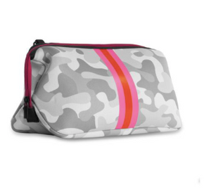 White Camo Toiletry Bag
