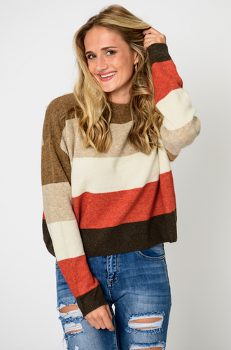 Fall Colors Sweater