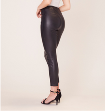 Load image into Gallery viewer, Vegan Leather Leggings