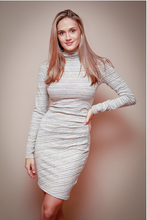 Load image into Gallery viewer, Turtleneck Dress